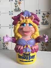 The Muppet Show's Piggy The Pig Empty Decorative Shower Gel Container