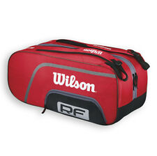 Wilson Federer Team 12 Pack Tennis Bag!