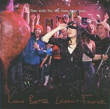 Know Better Learn Faster [Digipak] by Thao & the Get Down Stay Down (CD, Oct-200