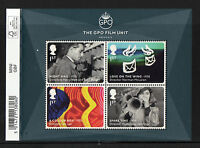 GREAT BRITAIN 2014 GREAT BRITISH FILM  MINIATURE SHEET WITH BARCODE,UM, MNH