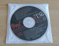 HIT TRAX (ROD STEWART, BON JOVI, THE POLICE) - CD PROMO COMPILATION