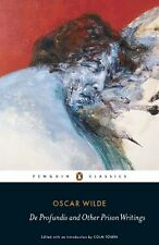 De Profundis and Other Prison Writings (Penguin Classics) New Paperback Book Osc