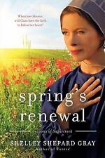 Seasons of Sugarcreek Ser.: Spring's Renewal 2 by Shelley Shepard Gray (2010,...