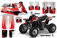 AMR Racing Yamaha Banshee 350 Decal Graphic Kit ATV Quad Wrap  87-05 CARBON X R
