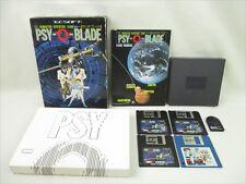 MSX PSY-O-BLADE Psyo Blade Msx2 Msx2+ 3.5 2DD Video Game Import Japan 0485 msx