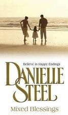 Mixed Blessings, Danielle Steel, Very Good Book
