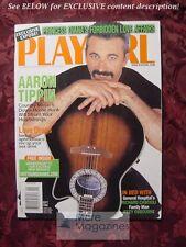 PLAYGIRL September 1998 Aaron Tippin Ozzy Osbourne Richard Cascioli Daniel Cruz