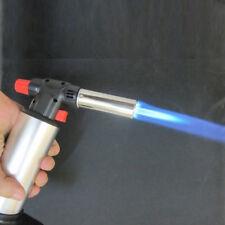 New Jet Flame Torch Iron Welding Gift Hot Butane Gas Lighter 1300℃ Gas Torch