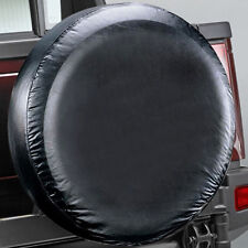New soft Black wheel cover rear spare tyre wheelcover Tata Wrangler Mitsubishi
