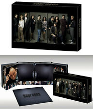 The Sopranos - Complete HBO Season 1-6 - Deluxe Edition  DVD - booklet & box inc