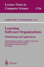 Learning Software Organizations. Methodology and Applications: 11th Internationa