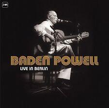 BADEN POWELL - LIVE IN BERLIN 3 VINYL LP NEW+