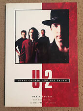 U2 Three Chords And The Truth by Niall Stokes BONO Book