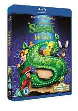 Shrek The Musical (With UltraViolet) - Blu-ray