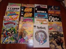 lot 6  20 Indy comics