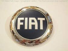 FREGIO ANTERIORE FIAT PANDA 03-09 95mm ORIGINALE stemma FRONT BADGE GENUINE