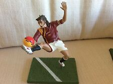 FRANCESCO TOTTI A.S. ROMA CALCIO SPLENDIDA ACTION FIGURE CON PALLONE