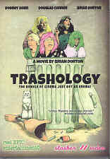 Trashology DVD Brian Dorton Low Budget Trash John Waters