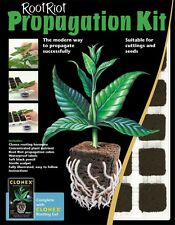 ROOT RIOT PROPAGATION SET comes with Clonex Gel Formulex scalpel 24 cubes Cheap
