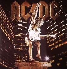 AC/DC 'STIFF UPPER LIP' REMASTERED LP 180G VINYL NEW / FACTORY SEALED