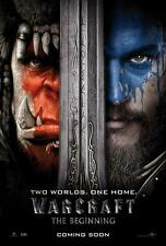 Warcraft Movie Poster 2016