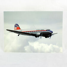 Eastern Airways - Douglas DC3 - Aircraft Postcard - Top Quality