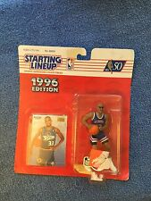 Grant Hill Starting Lineup Action Figure NIB
