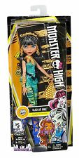 Welcome to Monster High Signature Look Reboot CLEO DE NILE Doll - Brand New