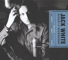 JACK WHITE ACOUSTIC RECORDINGS 1998-2016 2CD ALBUM SET (September 9th 2016)