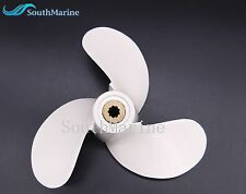 7 1/4x6-BS 6L5-45943 Aluminum Alloy Material Boat Engine Propeller for Yamaha