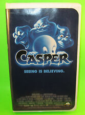 Casper Seeing Is Believing VHS Movie Bill Pullman Cathy Moriarty Eric Idle 1997