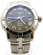 Raymond Weil Parsifal Automatic Gray Dial Swiss Made Men's 2841 Watch