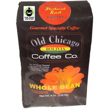Fair Trade Certified Bolivian Roasted Coffee Beans - Blackened by Old Chicago
