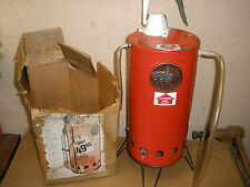vintage propane CAMPING WATER HEATER