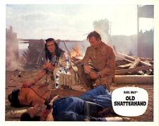 Old Shatterhand ORIGINAL Aushangfoto der EA Pierre Brice / Lex Barker / Karl May