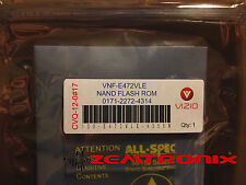 VIZIO Programmed Nand Flash (EEPROM) Memory chip for E472VLE 0171-2272-4314