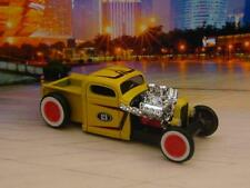 "SLAMMED 1936 Chevrolet Kustom V-8 Pick-up ""Lucky"" 13 1/64 Scale Limited Edit X"