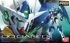 Bandai 1/144 RG-21 New RG Gundam GNT-0000 OO QAN[T] Mobile Suit from Japan