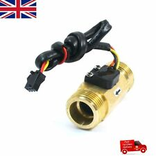 SEN-HZ43WB G3/4 Male Port 1-30L/min Water Flow Hall Effect Sensor Switch