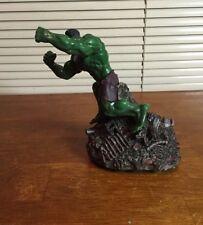 """The 6.5"""" Hulk Figure 2003 Universal And 2002 Marvel - Moves With Batteries (O)"""