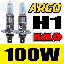 HONDA ACCORD MK3 H1 100W SUPER HALOGEN LOW NO ERROR LIGHT BULBS