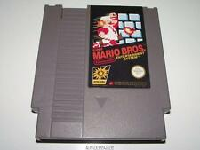 Super Mario Bros Nintendo NES PAL Preloved