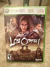 Lost Odyssey RARE Y-FOLD SEALED (Xbox 360 2008) edition final fantasy collectors