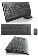 Lenovo Keyboard/Mouse 0A34032 Wireless USB Ultra Slim US English