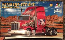 Peterbilt 377 A/E Italeri model kit