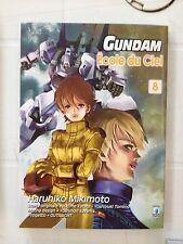 MANGA GUNDAM ECOLE DU CIEL  N.8 -  GUNDAM UNIVERSE 30  - EDIZIONE STAR COMICS