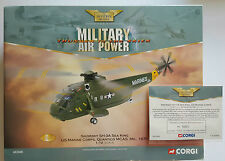 Corgi Aviation Sikorsky SH-3A Sea King 1970 AA33405 Certificate No 0003 of 3900