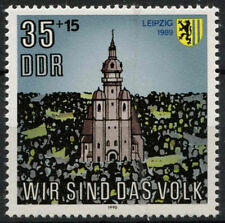East Germany DDR 1990 SG#E3011 St. Nicholas Church MNH #A82363