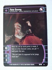 Star Wars TCG -  SR - Sith Rising - Nute Gunray (B) 20/90 NM/Mint