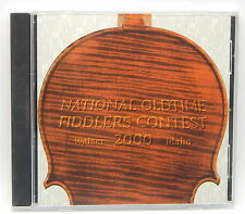 National Oldtime Fiddlers' Contest 2000, Weiser Idaho ~ New CD